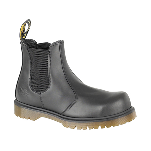 DR MARTENS PULL ON SAFETY BOOT
