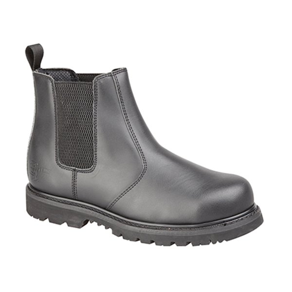 GRAFTERS SAFETY BOOT - STEEL