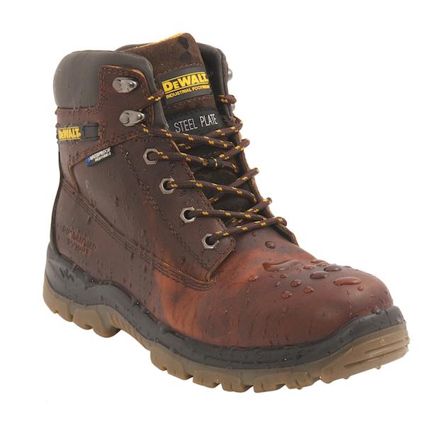 De Walt Titanium Boot