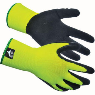 Hi Vis Grip Gloves