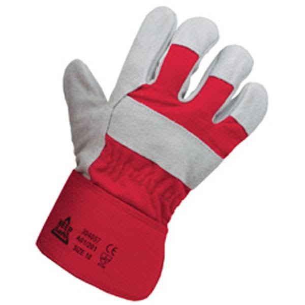 Cotton Back Rigger Gloves