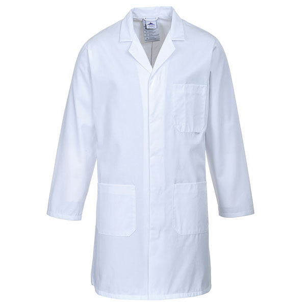 White Labcoat