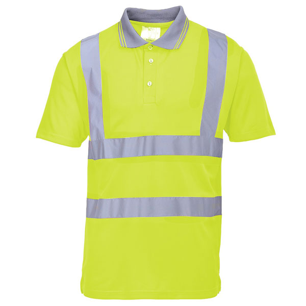 High Vis Polo