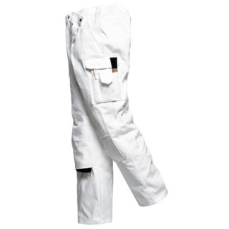 White Painters Trousers