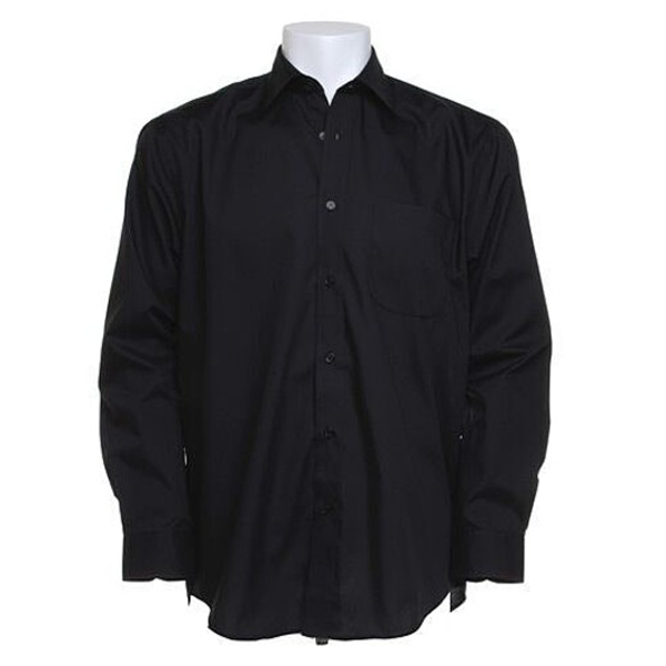 Long Sleeve Business Oxford Shirt