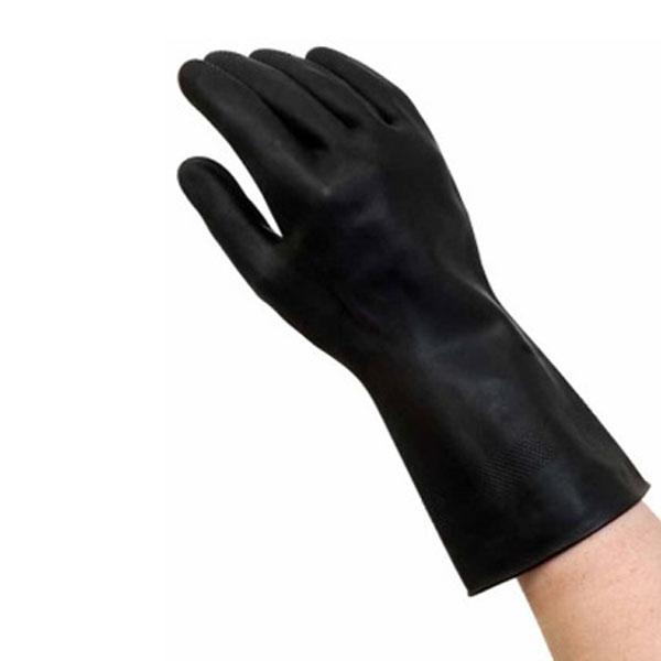 Black Heavyweight Gloves